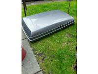 Large Roof box with key