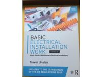 3 Electrical Books