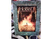 Extended adition The Hobbit The Desolation Of Smaug 5 Disc