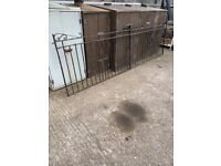Gates to suit 12Ft opening