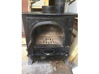 Stovax Stockton 5 Wood Burning Stove with Flue