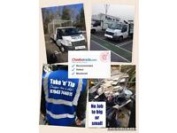 House and rubbish clearance Bournemouth take n tip waste removal