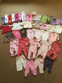 3-6 month baby clothes bundle (set c) - £20.00