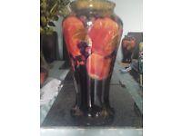 Moorcroft Pomegranate Vase.
