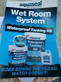 Wet room kit