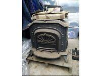 Vermont Resolute Wood burning stove