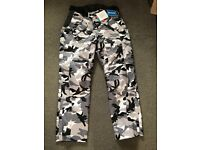 Camouflage Waterproof Trousers