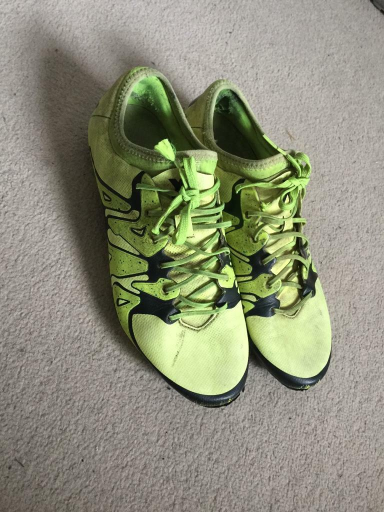 Adidas 15.2 used but still life left in them for a cheap pricein Whitchurch, CardiffGumtree - Size 9 adidas 15.2 football boots used but still have a lot of life left in them