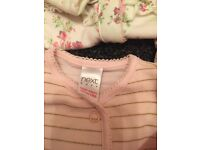 Baby girls clothes! Babygrows all from next in excellent condition!!