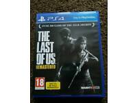 The last of us . Ps4