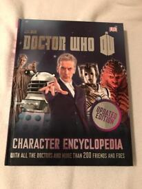 Doctor Who Character encyclopaedia!