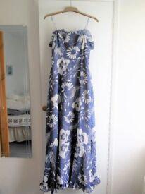 GENUINE VINTAGE MAXI DRESS AND JACKET