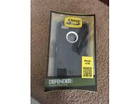 Otterbox iPhone 5/5S case and 1 for Samsung galaxy S4