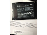 Samsung 2TB SM863 SSD Solid State Disk Drive