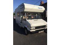 Fiat Ducato (Highlander) camper van with extras