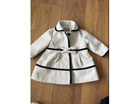 2 Girls Next Coats 12-18 months