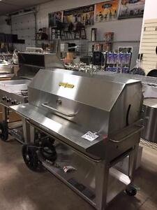 CROWN VERITY - PRICE MATCH GUARANTEE - Come See The Industries Best BBQ at STOREY'S on First Street London