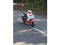 Yamaha Aerox for sale.