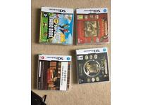 Nintendo DS with case