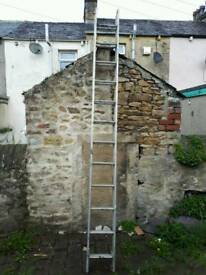 3 sets of ladders..one roof ladder kit