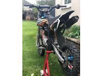 YCF 150cc SPII Pit-bike