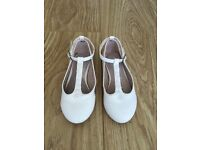 Gorgeous Next little girls bridesmaid shoes - size 10