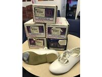 Job lot of tap shoes . Brand new in box