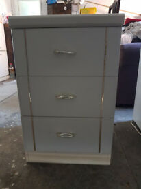 2 drawer chest for bedside
