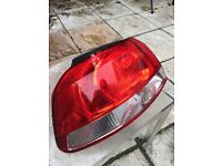 VW VOLKWAGEN REAR LIGHTS FOR SALE TAKEN OFF A 2011 GOLF MK6