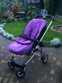 iCandy pram / buggy / car seat