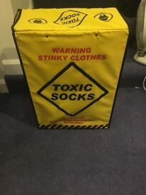 Laundry Bag - Toxic socks