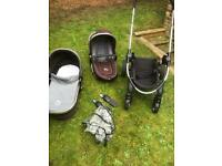 I candy peach travel system
