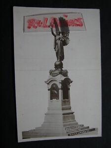 Brighton-Hove-Memorial-to-King-Edward-VII-Sussex-Postcard