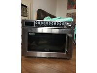 Samsung CM1929 Commercial Microwave/Second hand/1850w