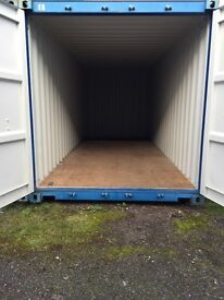 20Ft x 8Ft Shipping Container For Rent.