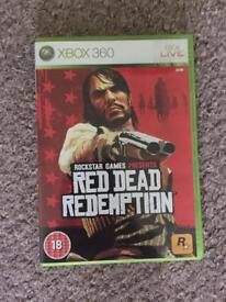 Red Dead Redemption game for Xbox360