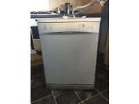 Curry's Silver Dishwasher - £100
