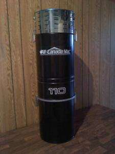 CENTRAL VACUUM ( All-Canada Vac ) FOR SALE