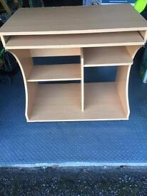 Computer Desk pine
