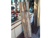 50x75x1500mm timber