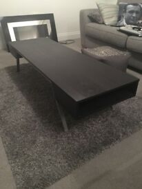Long coffee table