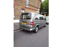 vw mini bus 9 seat family car or van you use like van or mini bus or family car 9 lither seat car
