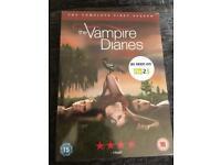 Vampire Diaries Complete Season One