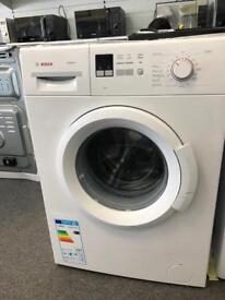 New bosch wab24161gb washing machine
