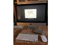 Apple iMac late 2012 21.5inch original packaging + Apple Superdrive CD drive