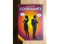 Codenames board game (BRAND NEW)