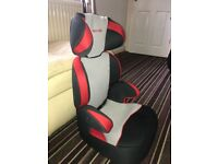 Car seat and booster seat