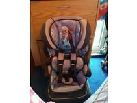 Frozrn carseat