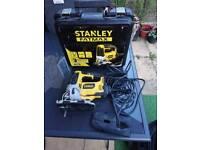 Jigsaw Stanley Fatmax 710W 240V 3 Stage pendulum