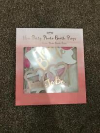 Hen night photo props FOR SALE